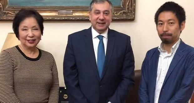 Συνέντευξη Προέδρου Ε.Β.Ε.Π., κ. Β. Κορκίδη, στην Ιταλική Τηλεόραση RAI και στο Ιαπωνικό δίκτυο KYODO NEWS