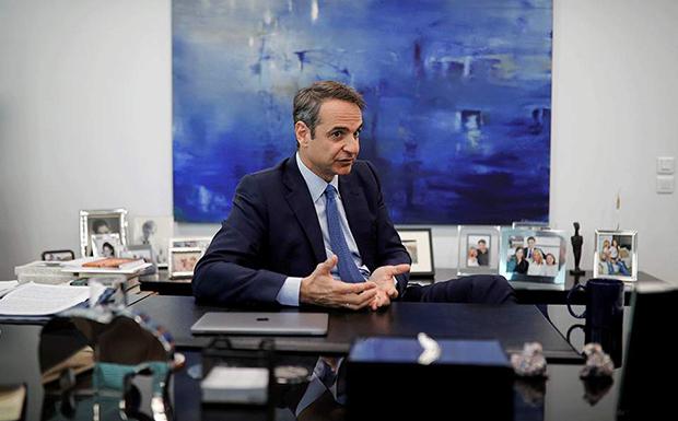 Κυρ. Μητσοτάκης στο Reuters: Ο ΣΥΡΙΖΑ πήρε περισσότερα χρήματα από τις τσέπες των πολιτών από όσα χρειαζόταν