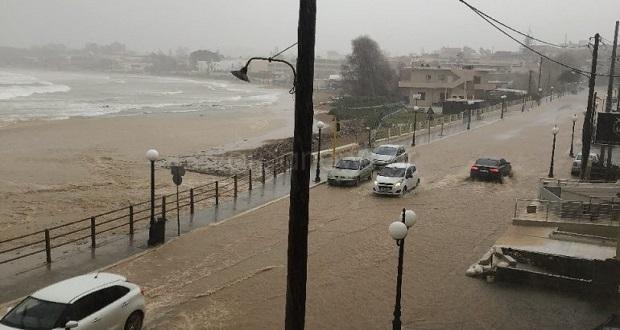 1,65 εκατ. ευρώ σε δήμους της Κρήτης για την αντιμετώπιση ζημιών που προκλήθηκαν από θεομηνίες