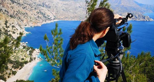 Τηλεοπτικά γυρίσματα του έγκριτου RAI 3 για την παράδοση στην Κάρπαθο