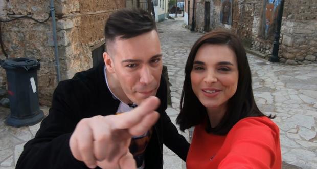 Στo Γαλαξίδι το τηλεπαιχνίδι «Selfie» της ΕΡΤ2