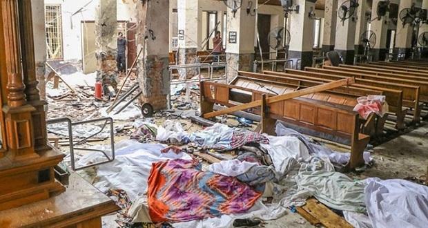 Ο Πρ. Παυλόπουλος με ανακοίνωσή του καταδίκασε τις ειδεχθείς βομβιστικές επιθέσεις στη Σρι Λάνκα