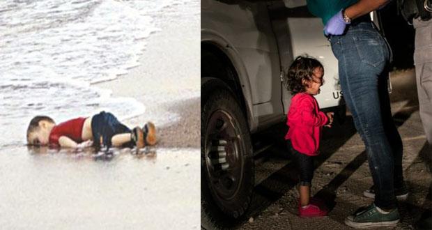 Η τραγωδία της προσφυγιάς σε… πρώτο πλάνο
