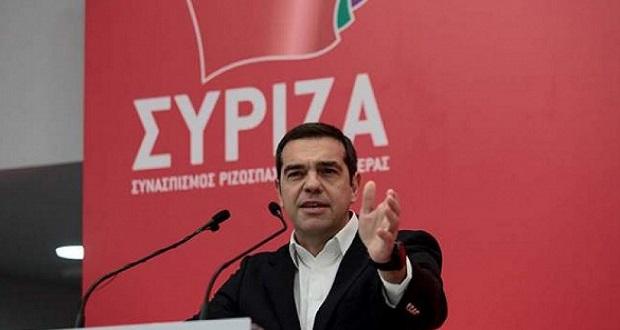 Παρακολουθήστε LIVE, σήμερα στις 7 μ.μ., την ομιλία του Αλέξη Τσίπρα στο Στάδιο Ειρήνης και Φιλίας