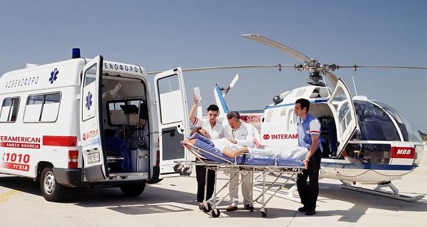 Η Αστυπάλαια στο πρόγραμμα Άμεσης Ιατρικής Βοήθειας INTERAMERICAN