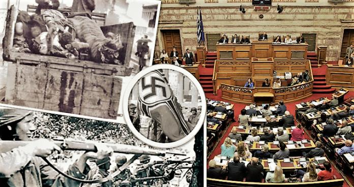 Μουσολίνι: «ο Χίτλερ πήρε από τους Έλληνες ακόμα και τα κορδόνια τους»