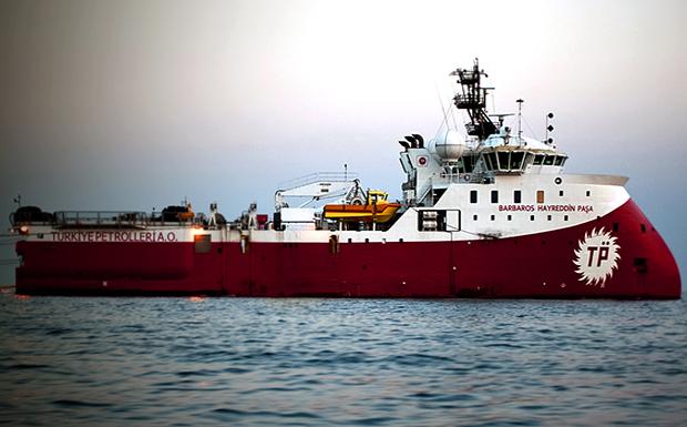 Αποχώρησε από την κυπριακή ΑΟΖ το Μπαρμπαρός
