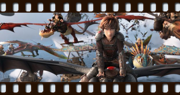 HOW TO TRAIN YOUR DRAGON 3 – ΠΩΣ ΝΑ ΕΚΠΑΙΔΕΥΣΕΤΕ ΤΟ ΔΡΑΚΟ ΣΑΣ 3