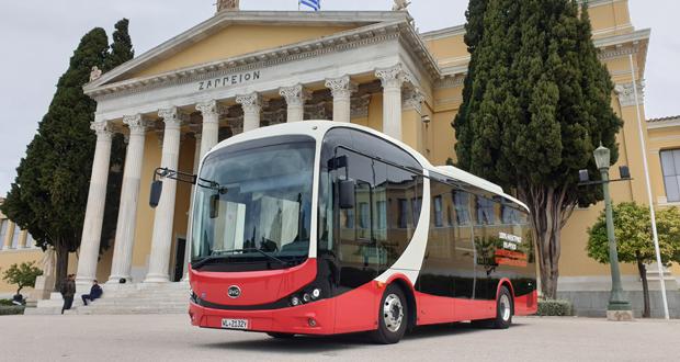 Έρχεται το πρώτο ηλεκτρικό λεωφορείο στην Αθήνα – Πώς θα λειτουργεί (βίντεο)