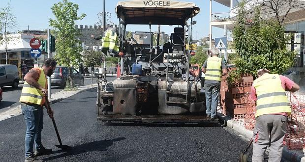 Δήμος Νεάπολης-Συκεών: Ανακατασκευή κεντρικού οδικού άξονα στις Συκιές