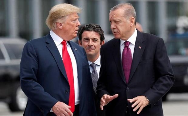 Ο Ερντογάν πρότεινε στον Τραμπ κοινή ομάδα εργασίας για τους S-400