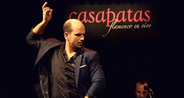 """Θέατρο """"Κάτω απ' τη γέφυρα"""": Flamenco EnContraDos"""