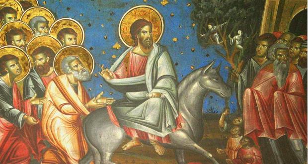 Κυριακή των Βαΐων – Ευλογημένος ο ερχόμενος