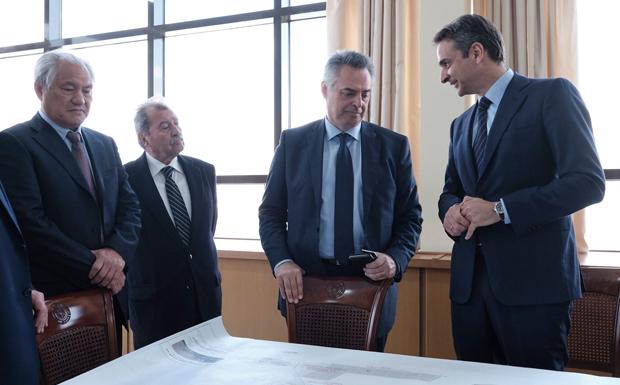 Κυρ. Μητσοτάκης: Στηρίζουμε την επένδυση της Cosco στο λιμάνι του Πειραιά