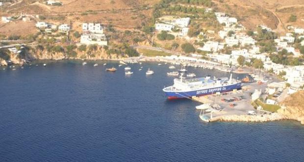 Και «Χρυσό» και «Γαλάζιο» και «Πράσινο» το Δημόσιο Λιμάνι της Σκύρου!