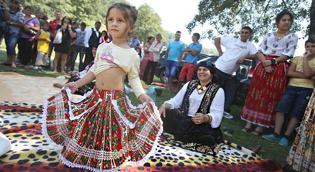 8 Απριλίου – Παγκόσμια Ημέρα των Ρομά