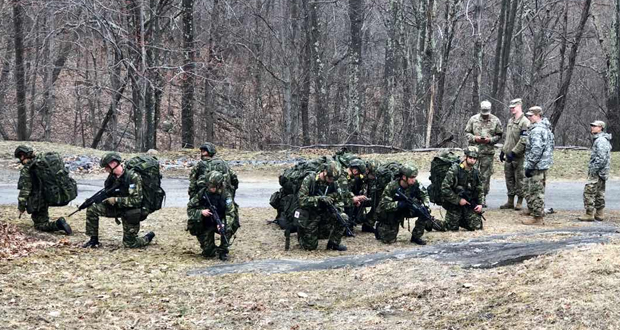 Συμμετοχή Αντιπροσωπευτικής Ομάδας της ΣΣΕ, στον 51ο Διαγωνισμό Στρατιωτικής Αριστείας στις ΗΠΑ