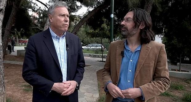 Ο Γιάννης Σγουρός στο euronews