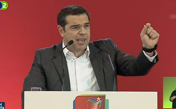 Αλ. Τσίπρας: Ψήφος στη ΝΔ του Μητσοτάκη σημαίνει ψήφος στον ανθέλληνα Βέμπερ