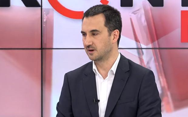Αλέξης Χαρίτσης: Θα συνεχίσουμε την ενίσχυση της κοινωνικής πλειοψηφίας (βίντεο)