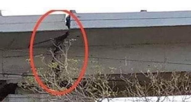 Άκης Τσελέντης: Καταγγέλλει τεράστια ρωγμή στη γέφυρα του Φαληρικού Δέλτα