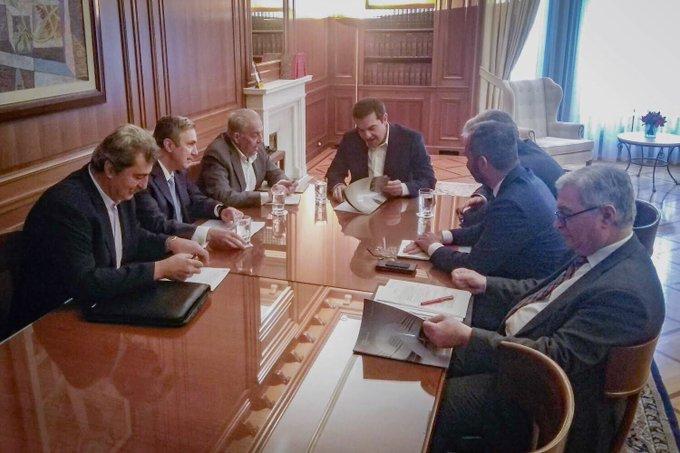 Τσίπρας για το Ερρίκος Ντυνάν: Μέσα από τη συνεργασία του Δημοσίου με το Ίδρυμα Ωνάση επανέρχεται στο ΕΣΥ και την υπηρεσία των πολλών…