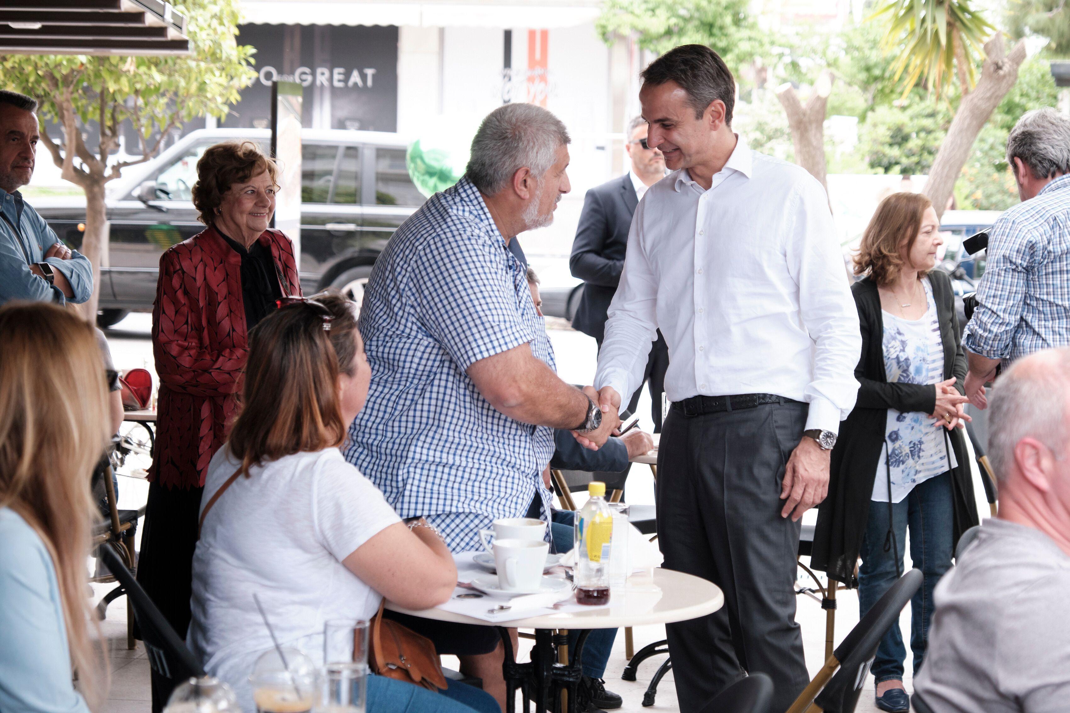 Μητσοτάκης: Ευθύνη μου να ενώσω τον ελληνικό λαό, όχι να τον διχάσω