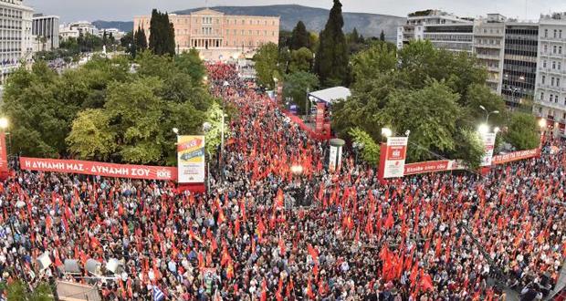 Δ. Κουτσούμπας: Ελάτε να βαδίσουμε μαζί, για μια μεγάλη νίκη του λαού, με ισχυρό ΚΚΕ παντού!