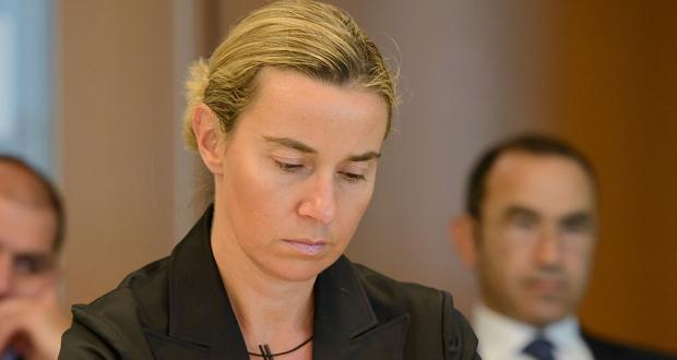Μογκερίνι: Η ΕΕ θα απαντήσει καταλλήλως αν συνεχίσει η Τουρκία τις παράνομες ενέργειες στην Κυπριακή ΑΟΖ
