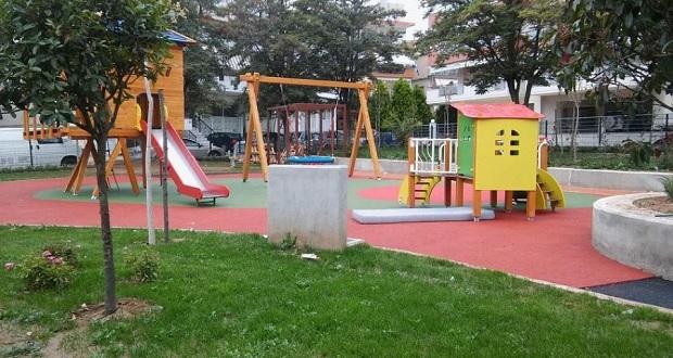 Δήμος Νεάπολης-Συκεών: Άλλη μια παραμυθένια Παιδική Χαρά!