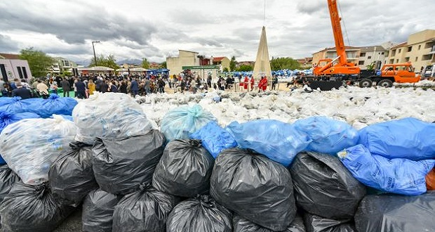 Με εξαιρετική επιτυχία πραγματοποιήθηκε η τελετή έναρξης λειτουργίας «Πάρκου Περιβαλλοντικής Εκπαίδευσης & Ανταποδοτικής Ανακύκλωσης Ιωαννίνων»