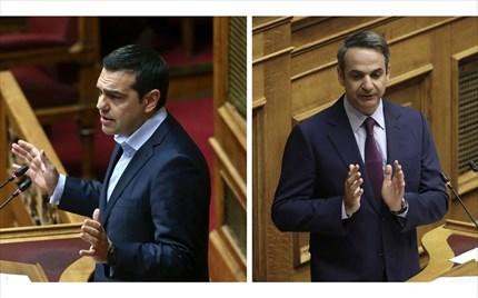 «Κόκκινη κάρτα» σε Νέα Δημοκρατία και ΣΥΡΙΖΑ-ΠΣ βγάζουν οι πολίτες