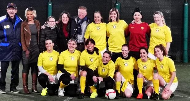 Χρειάστηκε να περάσουν 48 χρόνια από την ίδρυση της ανδρικής ομάδας ποδοσφαίρου στο Βατικανό για να ιδρυθεί και γυναικεία