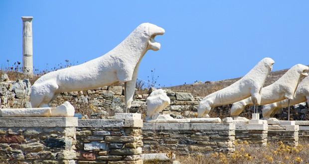 Έκλεισε προσωρινά, το αναψυκτήριο του αρχαιολογικού χώρου Δήλου