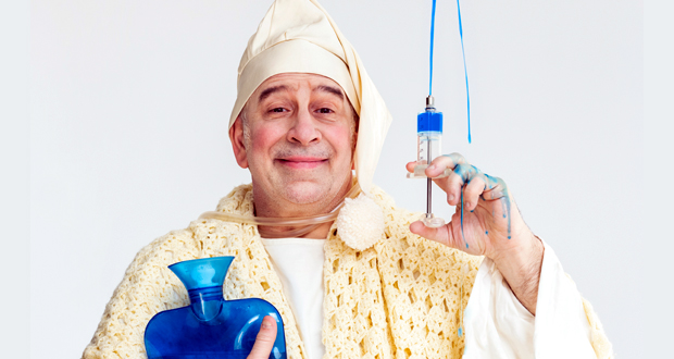 Κατράκειο Θέατρο: «Ο ΚΑΤΑ ΦΑΝΤΑΣΙΑΝ ΑΣΘΕΝΗΣ» του Μολιέρου με τον Πέτρο Φιλιππίδη