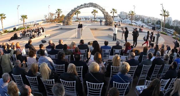Τελετή έναρξης των εκδηλώσεων «Ημέρες Θάλασσας 2019»