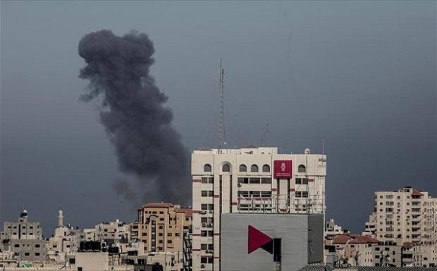 Φλέγεται η Γάζα – Ανεβαίνει το θερμόμετρο σε ολόκληρη τη Μέση Ανατολή