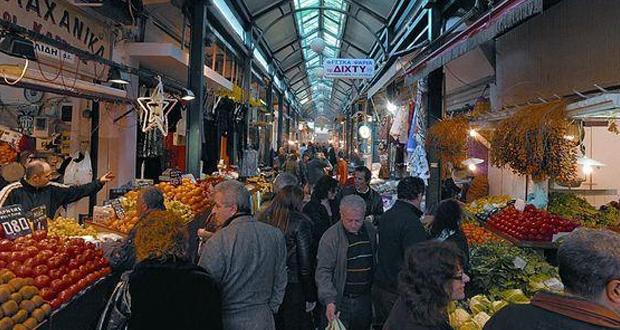 Με λουκέτο απειλεί την αγορά «Καπάνι» στη Θεσσαλονίκη ο ΕΦΕΤ