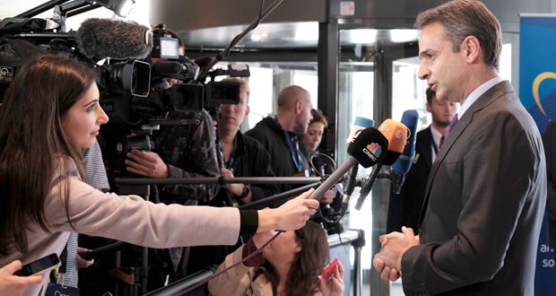Μητσοτάκης για την αντίδραση των αγορών στις εκλογές (βίντεο)