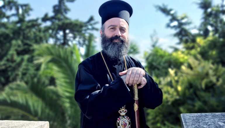 Νέος Αρχιεπίσκοπος Αυστραλίας ο Χριστουπόλεως Μακάριος