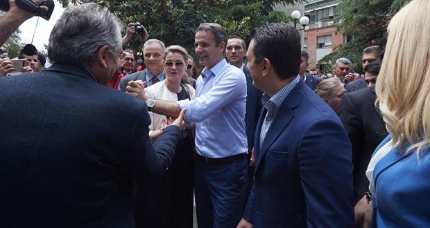 Μητσοτάκης: Οι πολίτες έχουν ήδη κρίνει τα πεπραγμένα του κ. Τσίπρα