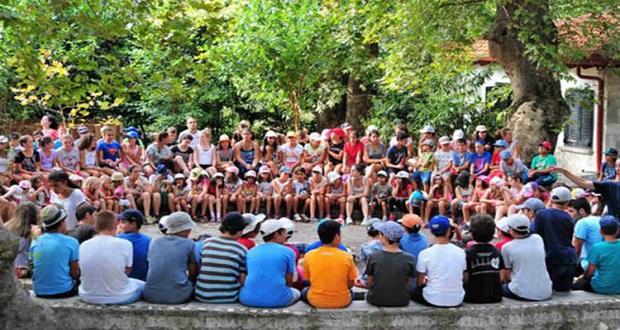 Φιλοξενία παιδιών από τον Δήμο Ηρακλείου Αττικής στις κατασκηνώσεις του Αγίου Ανδρέα