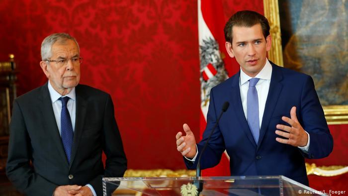 Γερμανικές αντιδράσεις στον πολιτικό σεισμό στην Αυστρία – Φόβος για άνοσο της λαϊκιστικής δεξιάς