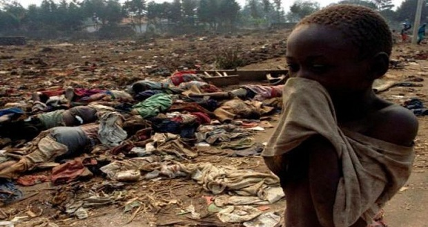 Μία από τις σύγχρονες γενοκτονίες που διέπραξε η «πολιτισμένη» Ευρώπη