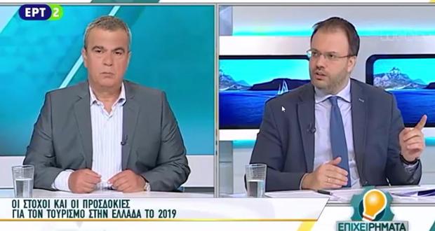 Θ. Θεοχαρόπουλος: Εμείς βάζουμε τον πήχη ακόμα πιο ψηλά στον αυξανόμενο ανταγωνισμό…