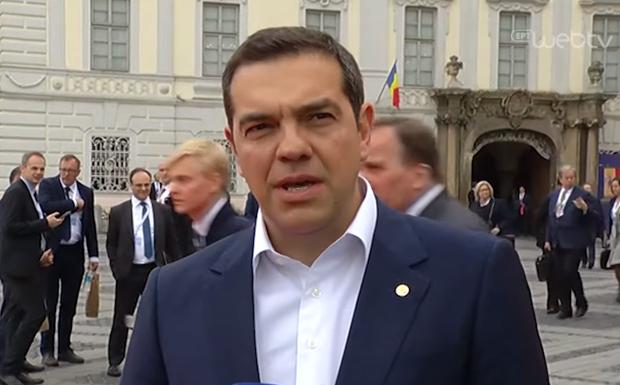 Αλ. Τσίπρας: Nα σταλεί σαφές μήνυμα στην Τουρκία από την Ε.Ε.