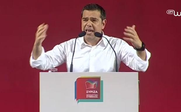 Τσίπρας από Ηράκλειο: Διαφυλάξτε με την ψήφο σας τις νίκες που πετύχαμε