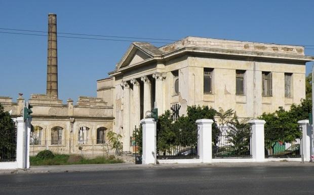 Αποκαθίσταται το διατηρητέο κτίριο της Ανωτάτης Σχολής Καλών Τεχνών, με χρηματοδότηση της Περιφέρειας Αττικής