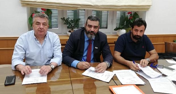 ΚΤΥΠ ΑΕ: Υπογραφή σύμβασης για το Δικαστικό Μέγαρο Ρεθύμνου