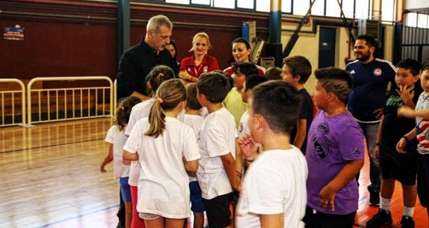 Καλοκαιρινό Camp για μαθητές των ειδικών σχολείων του Δήμου Πειραιά